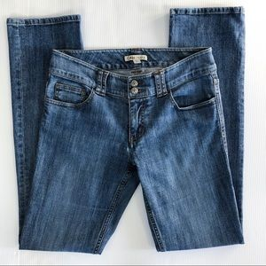 Cabi Straight Leg Jeans Style 347 Med Wash Size 6